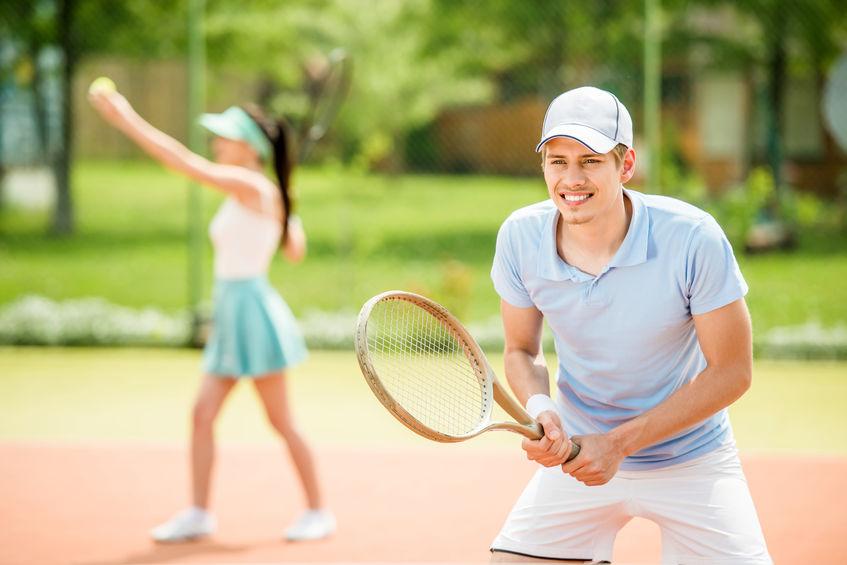 atletas de tênis